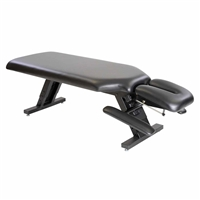 ErgoBench Adjusting Table - Tilt Head Rest